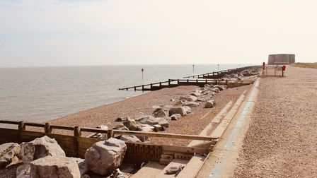 A quiet Aldeburgh in the spring sunshine Picture: TIM DAY