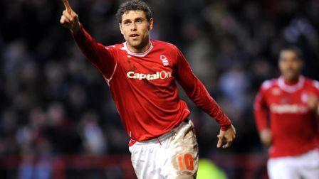 Grant Holt played for Nottingham Forest before joining Norwich City. Picture: PA