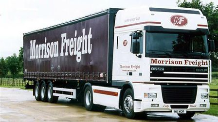 ANGLIAN BUSINESS AWARDS 2009; International Trade category - Morrison Freight; Picture contributed