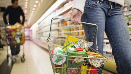 Grocery sales took a hit in the first week of lockdown, but then lifted significantly, figures show