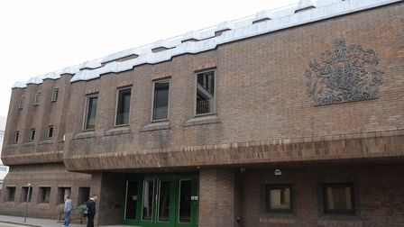 Chelmsford Crown Court Picture: LUCY TAYLOR