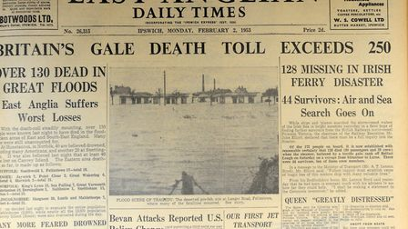 How we covered the tragic floods of 1953