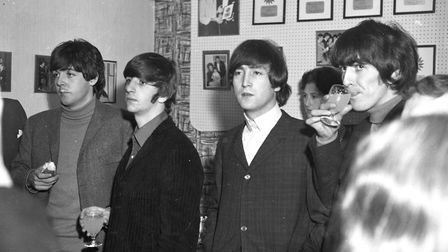 The Beatles appear at the Gaumont back in November 1964