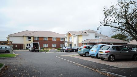 Two residents at Asterbury Place have died after contracting Covid-19 Picture: ARCHANT