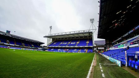 Don't expect to see crowds back at Portman Road before spring next year. Picture: STEVE WALLER
