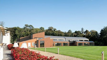 Plans have been approved to expand the Milsoms Kesgrave Hall hotel, this picture shows what the prop