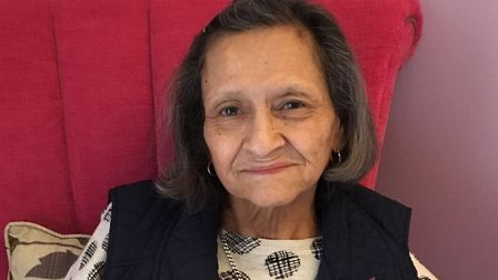 Rosalita Selby died aged 75 after contracting coronavirus at her care home. Picture: MARIA SMALLWOOD