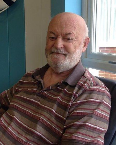Dennis Ely, who died in hospital after contracting coronavirus Picture: SUPPLIED BY FAMILY