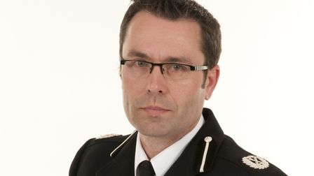 Assistant chief constable, Andy Prophet Picture: ESSEX POLICE
