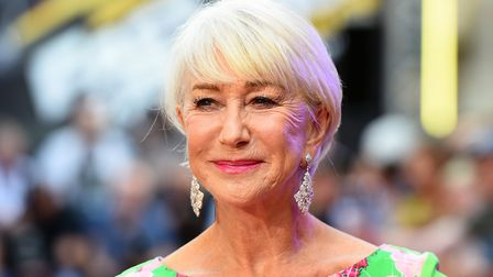 Dame Helen Mirren,will be asking some questions at the National Theatre's pub quiz Picture: PA WIRE/