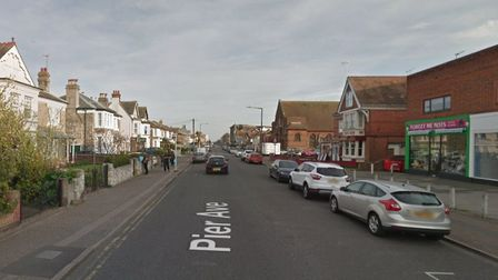 Police have reportedly attended an incident in Pier Avenue Clacton. Picture: GOOGLE MAPS