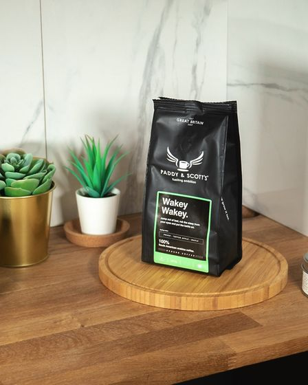 A range of Paddy and Scott coffee products can now be delivered Picture: quench.London