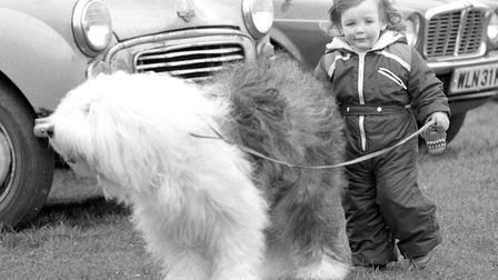 From The Archives East Exemption Dog Show at Leiston April 1979