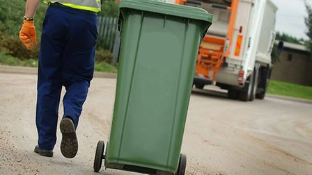 East Suffolk will restart garden waste collections at the end of the month. Picture: ARCHANT