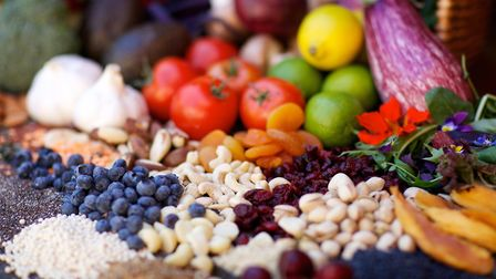 Help protect your body against viruses with fresh foods. Image: Lucy J Photography - www.lucyj.net