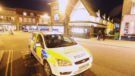Preston and Duckworth armed robbery Picture: ARCHANT