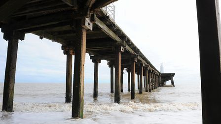 A buyer has been found for Lowestoft's Claremont Pier, which has been on the market since 2018. Pict