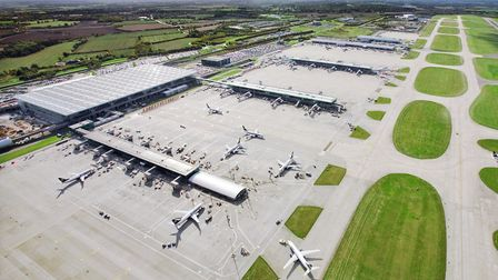 Unite bosses have accused Blue Handling, a baggage handling company at Stansted, of sacking 110 staf
