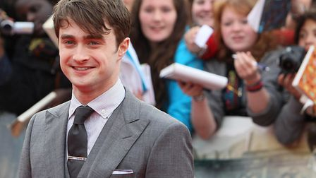 Daniel Radcliffe will be reading the opening chapter of Harry Potter and the Philosopher's Stone to