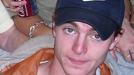 Luke Durbin, of Hollesley, has been missing for 14 years Pictured: FAMILY PHOTO