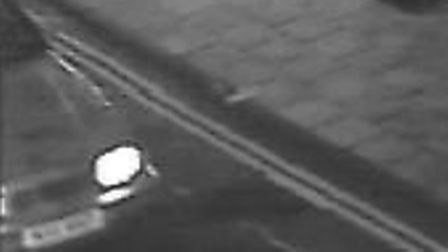 A silver or white Volvo 440 was seen in Orwell Place, Ipswich, at 4.09am on May 12, 2006. Police wer