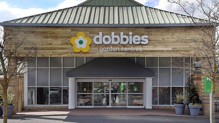 Dobbies is set to open this week Picture: STEWART ATTWOOD