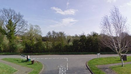 A consultation is open on a proposed development off Low Road, Debenham Picture: GOOGLE MAPS