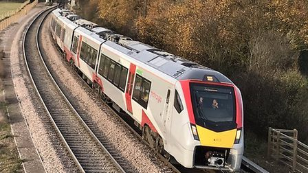 Greater Anglia had problems with its new trains earlier this year. Picture: HELEN BOTT