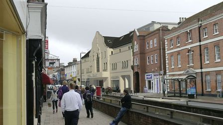 Developers BluMarble are hoping to turn the old cinema in Crouch Street, Colchester, into 55 flats P