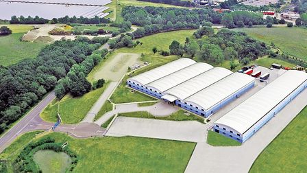Spectra's plastic bottle making factory at Halesworth Picture: SPECTRA PACKAGING