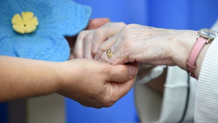 It is hoped the study will see similar schemes rolled out to other hospitals and care homes nationwi