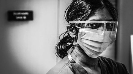 There has been much debate over whether nurses in hospitals have enough supplies of personal protect
