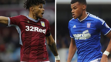 Tyrone Mings joined Aston Villa in the summer. Picture: PA/ITFC