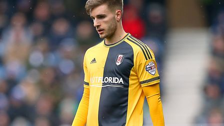 Luke Garbutt's loan at Fulham didn't go according to plan. Picture: PA