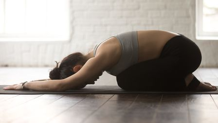 Yoga can help you keep mentally and physically healthy Picture: Getty Images/iStockphoto