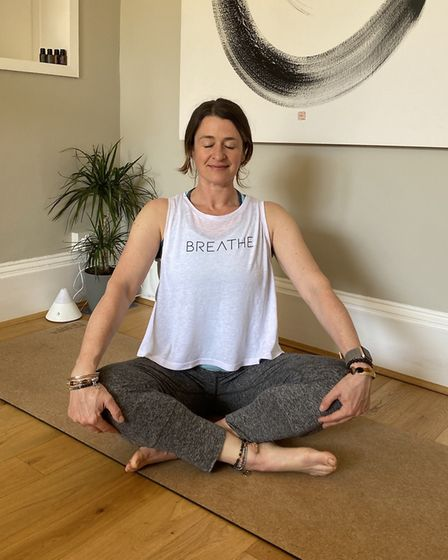 Julia Fairbrother from Suffolk Yoga shares some yoga moves that will optimise your respiratory syste