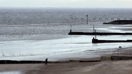 The public will now be able to drive to Tendring Council car parks to visit Clacton seafront Picture