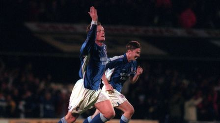Jim Magilton's hat-trick in the play-off semi-final against Bolton in 2000 will live long in the mem