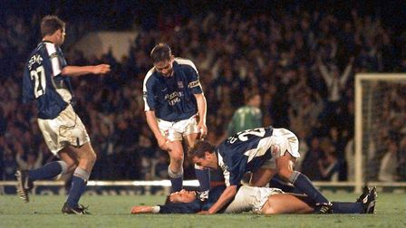 Ipswich Town are a far cry from the days of Jim Magilton and that classic game against Bolton 20 yea