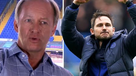 Harry Redknapp says Marcus Evans offered Frank Lampard the Ipswich Town job in 2018. Picture: ITFC/P