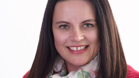 Cllr. Rebecca Hopfensperger, Cabinet member for adult care at Suffolk County Council. Picture: SCC/S