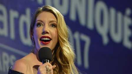 Katherine Ryan has recorded two stand-up specials for Netflix