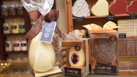 Marimba, based in Sudbury, has a wide range of handmade chocolates for delivery