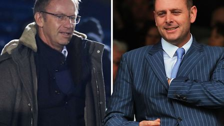 Marcus Evans and Darragh MacAnthony, the owners of Ipswich and Peterborough, have both written to th