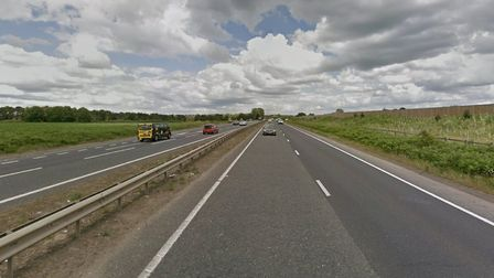 The motorcylist was recorded speeding at 111mph Picture: GOOGLE MAPS