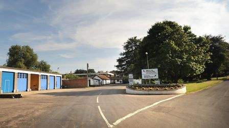Hollesley Bay Prison, near Woodbridge, has 24 of the temporary cells. Picture: ARCHANT LIBRARY