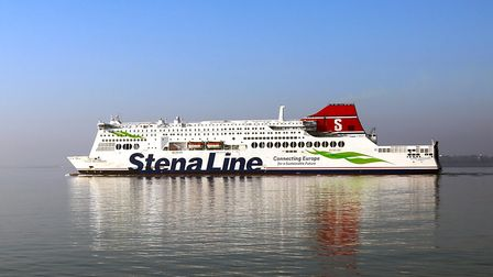 The Stena routes from Harwich are among those in line for state aid Picture: MICK WEBB