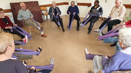 ActivLives supports the vulnerable people in our community, keeping people active and connected, but