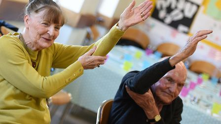 Hundreds of vulnerable people in Suffolk rely on the support of charities like ActivLives Picture: