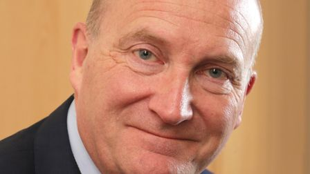 Nick Hulme, chief executive of East Suffolk and North Essex NHS Foundation Trust (ESNEFT). Picture: